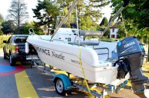 dépannage et assistance sur le lac d'Annecy