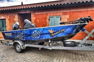 Riverlake 465 fishing machine sc