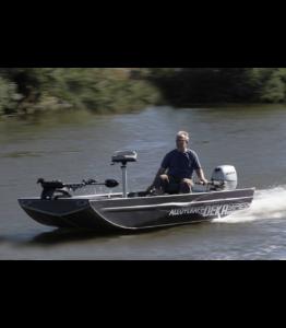 Alloycraft Jon Boat deka 330